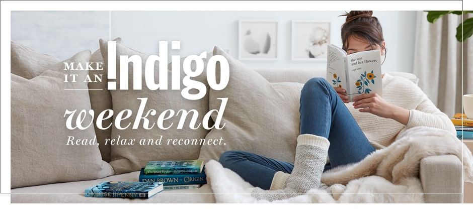 Make It An Indigo Weekend
