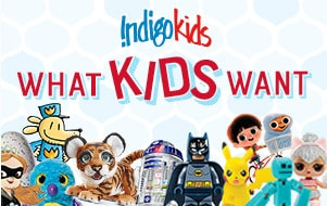What Kids Want! Indigo Kids.