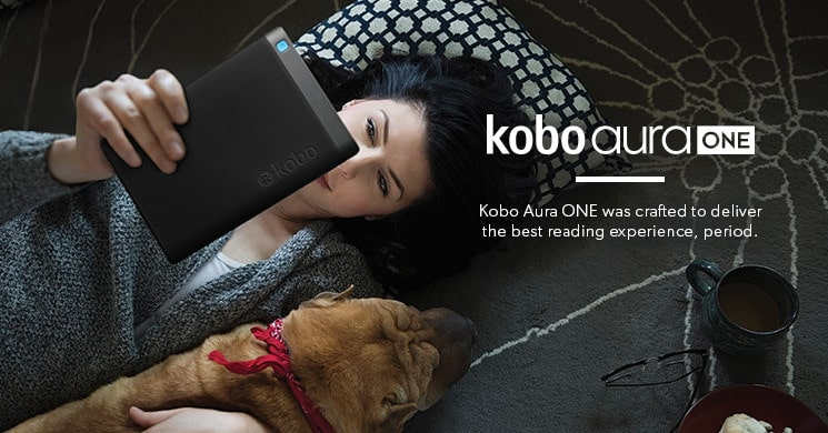 Kobo Aura ONE - Kobo Aura ONE was crafted to deliver the best reading experience, period.