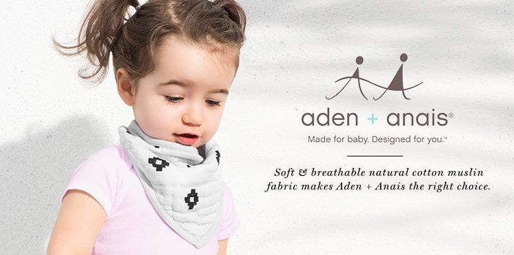 shop the Aden + Anais collection below