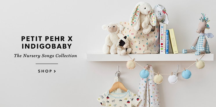 Shop the Nursery Collection now!