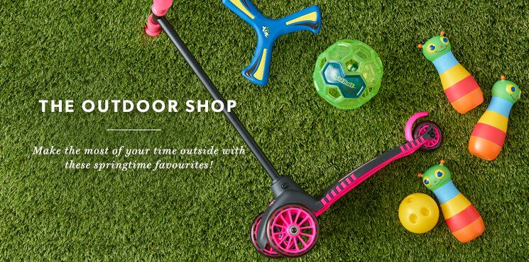 shop outdoor toys below