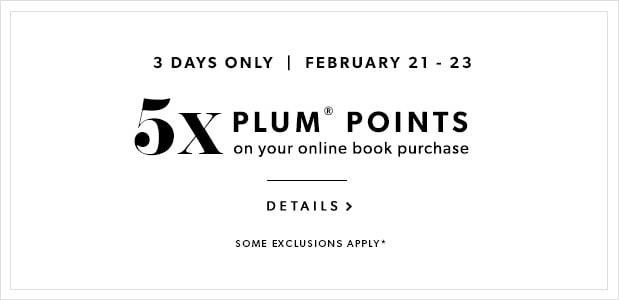 Earn 5x Plum Points On Your Online Book Purchase