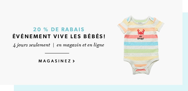 baby event   - magasinez