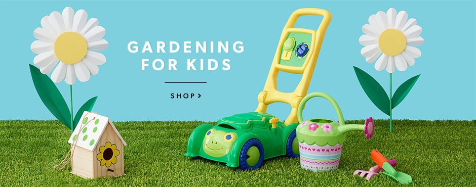 shop kids' gardening toys now!