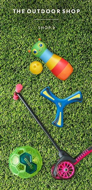 shop outdoor toys now!