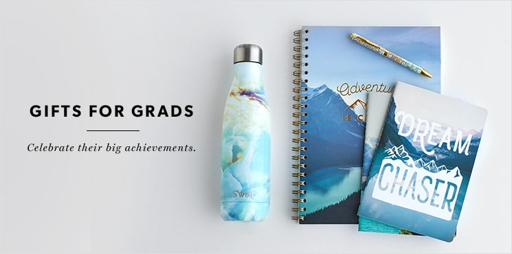 Gifts for Grads - Celebrate their big achievements