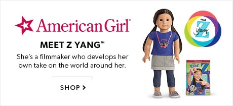 Shop American Girl now!