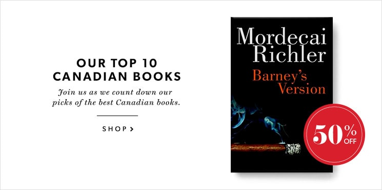 Our #4 pick for the best Canadian book is Barney's Version by Mordecai Richler!