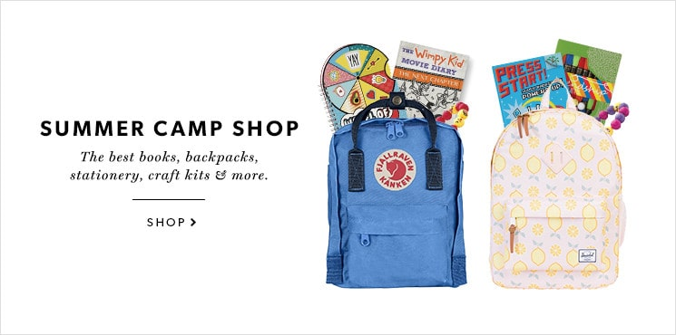 shop summer camp products now!