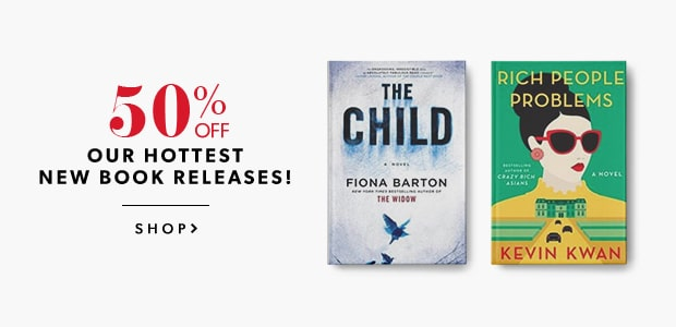 50% Off Perfect Books For Dad