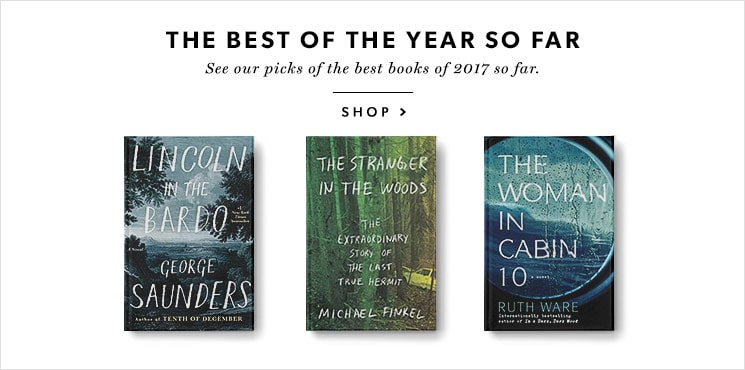 Find our picks of the best books of the year so far!