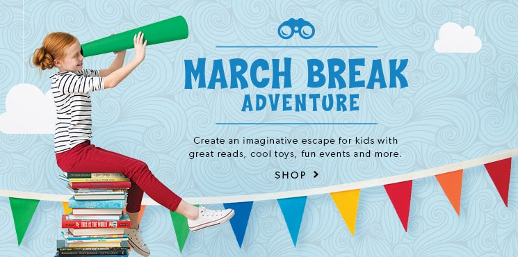 Visit the March Break Shop now