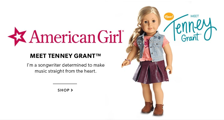 Shop American Girl - Tenney Grant