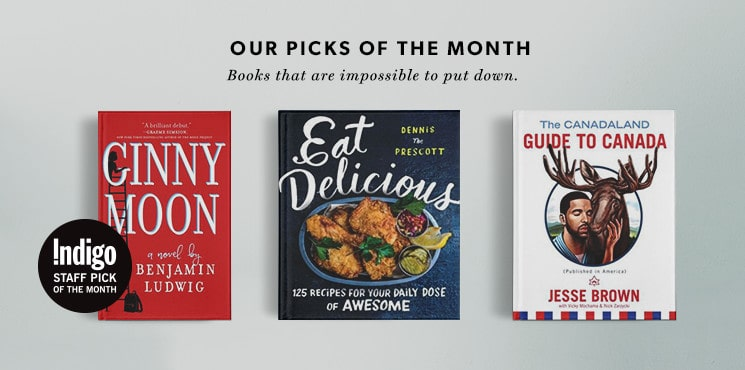Indigo's Picks of the Month