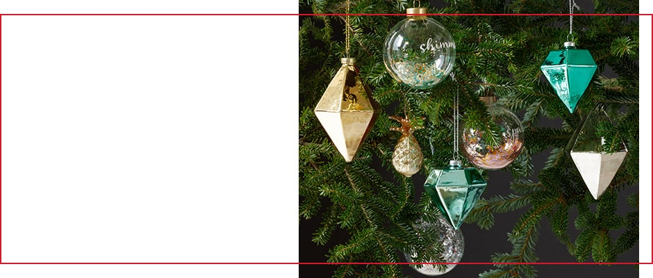 shop holiday decorating now