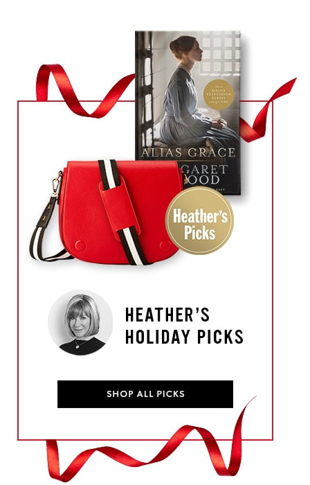 Heather's Holiday Picks