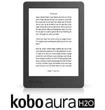 the new Kobo Aura H2O