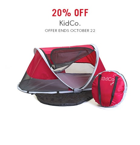 shop KidCo. now. Offer ends October 22, 2017.