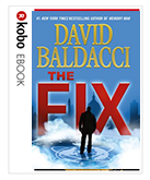 The cover of the book The Fix