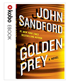 The cover of the book Golden Prey
