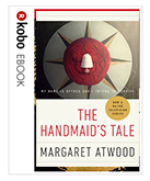 The cover of the book The Handmaid's Tale