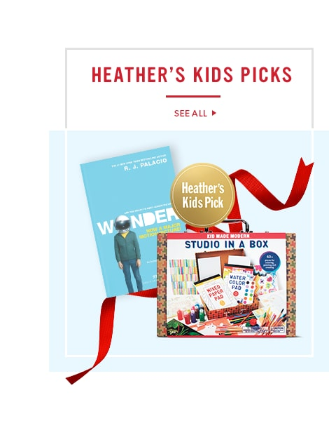 Heather's Kids' Picks