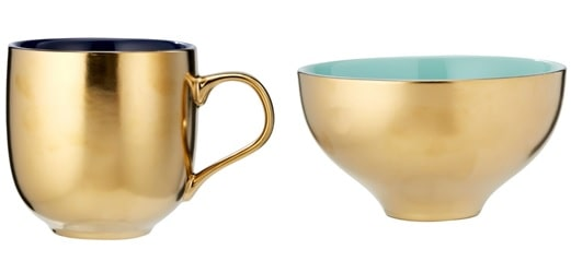 Notice of Manufacturer Recall: Desert Gold Mugs & Bowls