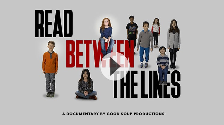 Watch the documentary video on Indigo Love of Reading Foundation's Read Between the Lines