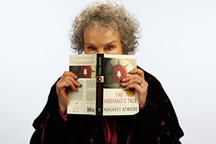 A Moment with Margaret Atwood