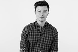 A moment with Chris Colfer
