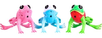 Notice of Manufacturer Recall: Red Planet Group - Lil Live Pets Lil Frog Toys