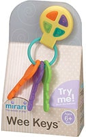 Outset Media is recalling Mirari Wee Keys