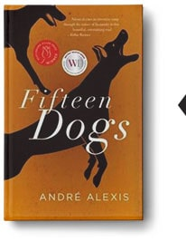Fifteen Dogs by André Alexis