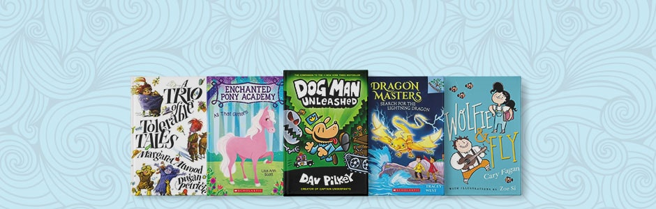 Books for Ages 6 - 8