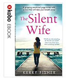 The cover of the book The Silent Wife