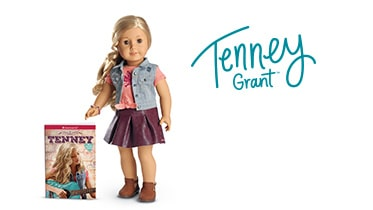 Tenney Grant doll