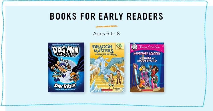 Books for Early Readers