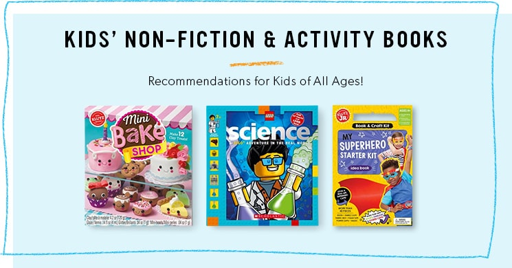 Books for Kids: Non-Fiction and Activity Books | chapters