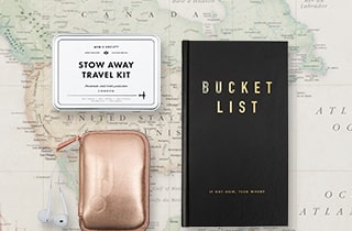 25% Off Select Travel Essentials