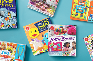 Buy 1 Get 50% Off Klutz Activity Books