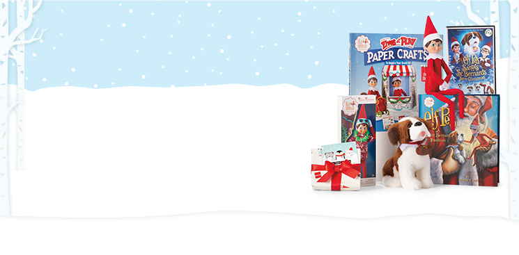 Tell us how many times you spotted The Elf on the Shelf® in the Kids Holiday Gift Guide!