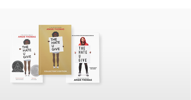 Angie Thomas Shop