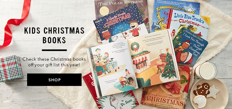 Kids Christmas Books