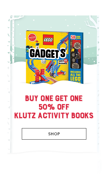 Buy One Get One 50% Off Klutz