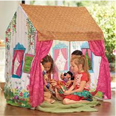 Notice of Manufacturer American Girl WellieWishers Magic Theater Play Tent