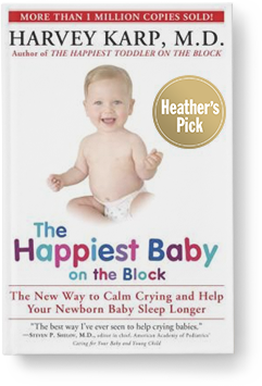 The Happiest Baby on the Block by Harvey Karp, M.D.