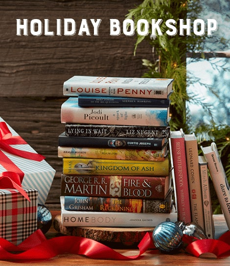 Holiday Bookshop: Shop the biggest titles of the season
