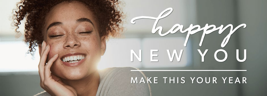 Happy New You - Make This Your Year