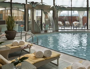 Relaxation - $100 Gift Card to Spa Intercontinental Toronto
